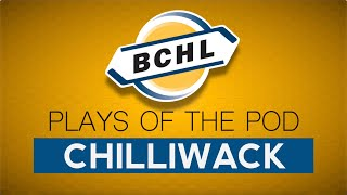 Plays of the Pod 2020-21: Chilliwack