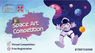 Kids Space Art Competition | Bangladesh Innovation Forum