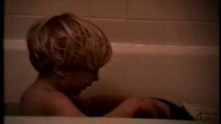 The Further Adventures of Nate: Bathtub Drama Never Ends