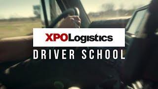 XPO Driver Training: Getting Paid to Learn