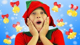 Jingle Bells Christmas Compilations 10 min Nursery Rhymes for children Mango
