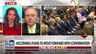 Steve Scalise | Fox and Friends October 3, 2020