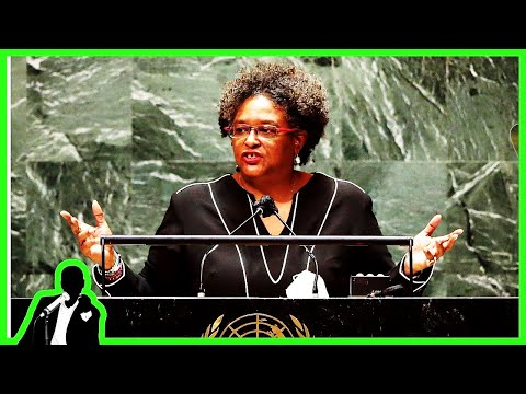 Barbados PM Lays The Smackdown On World Leaders In UN Speech