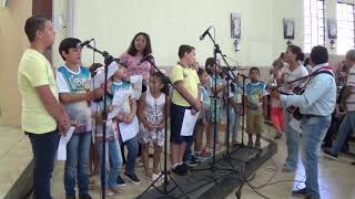 Canto de Comunhão - Missa do 1º Domingo da Quaresma (Catequese) (10.03.2019)