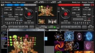 FUERA DEL PLANETA -JOWEL Y RANDY- MIX (DJ ALEXANDER G.) LIMA PERU