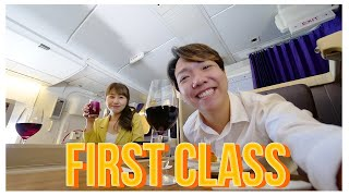 Flying First Class to Japan (Paotung the Series Ep.2.25)