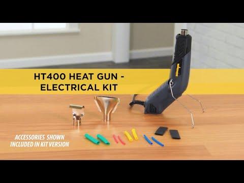 HT400 Heat Gun Electrical Kit Video