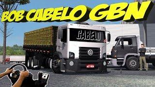BOB DO CABELO NA MELANCIA - ROTAS BRASIL - ETS 2 MODS BR - G27