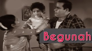 Begunah  Hindi Full Movie  Sheikh Mukhtar Shahida  Hindi Classic Movies