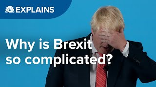 Why is Brexit so complicated? | CNBC Explains