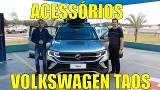 Acessórios para o Volkswagen Taos