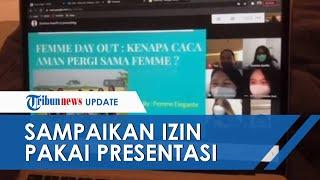 Tak Bisa Main karena Terhalang Pandemi, Teman Sampaikan Izin ke Ortu dengan Presentasi Pakai PPT