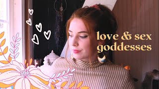 Aphrodite And The Love Goddess Archetype