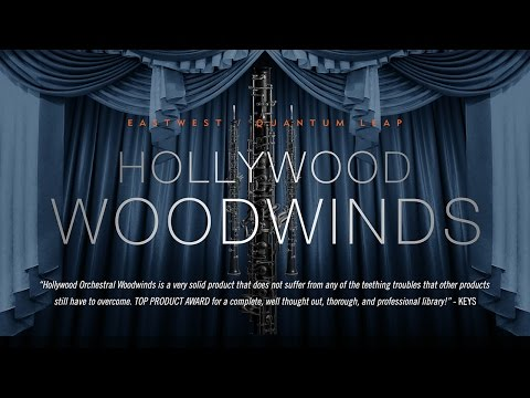 EastWest Hollywood Orchestral Woodwinds Walkthrough