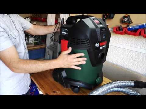Test Aspirateur Bosch AdvancedVac20
