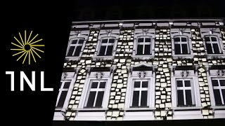 preview picture of video 'TNL // 3D Video Mapping // Hoeker-Fest 1.0 (Short Version)'