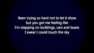 Afrojack - Ten Feet Tall ft Wrabel