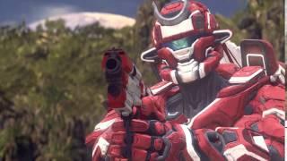 Halo 5: Guardians - Battle of Shadow and Light - Shinobi Warden