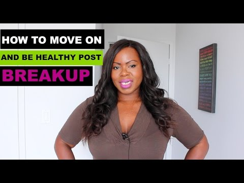 ? How To Let Go & Move On After A Breakup 7 Step Process| Self-Love Master Class ™ #98  #SelfLove