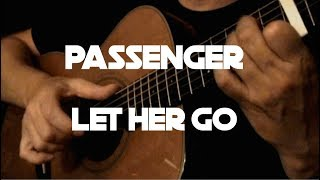 Kelly Valleau   Let Her Go (Passenger)   Fingerstyle Guitar