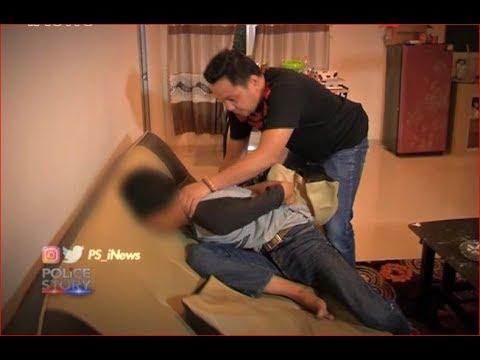 Menegangkan!! Penyergapan Rumah Pengedar dan Bandar Sabu di Batam Part 01 - Police Story 01/08