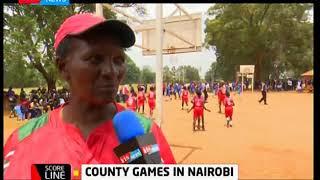 Scoreline: County games in Nairobi