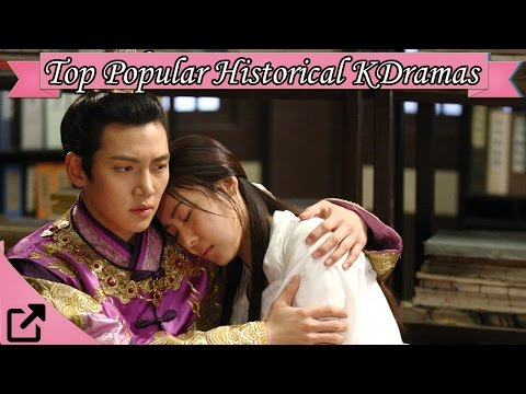 Top 25 Popular Historical Korean Dramas 2016 (All The Time)
