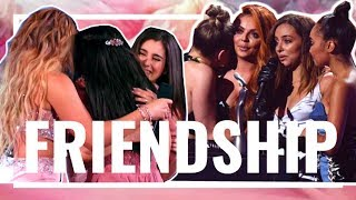 Little Mix VS Fifth Harmony's FRIENDSHIP | 2017 {SISTERHOOD COMPARISON}