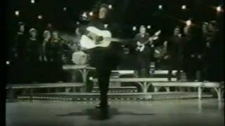 Johnny Cash Show finale (March 31, 1971)