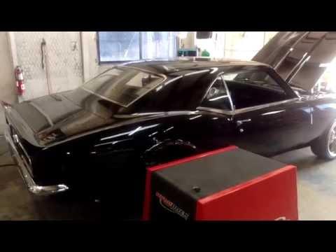 1968 Chevrolet Camaro RS - Camaro RS (1)