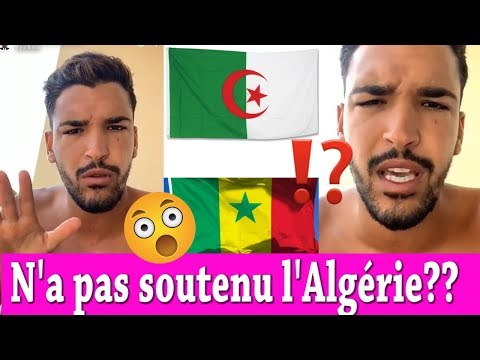 SELIM NE SOUTIENT PAS L'ALGÉRIE?? IL DÉVOILE SES RAISONS /CAN 2019