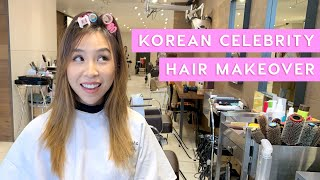 I Get A Hair Makeover By A Korean Celebrity Hairstylist 💁🏻‍♀️ | Best In Beauty