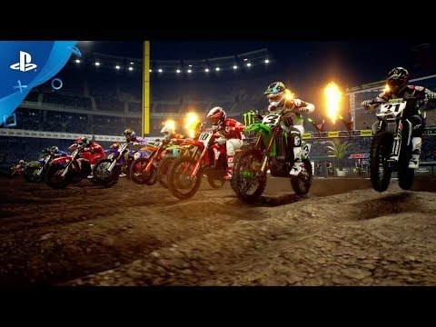 Trailer de Monster Energy Supercross 2