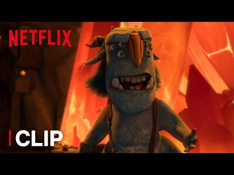 Trollhunters Part 2   Exclusive Clip   Scum of the Earth [HD]   Netflix HD
