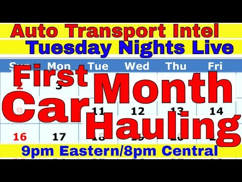 Download First Month In Car Hauling Business - Real World Auto Transport Advice HD Mp4 3GP Video and MP3
