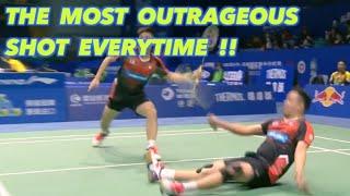 Born to Hit a Badminton TRICK SHOT – Koo Kien Keat