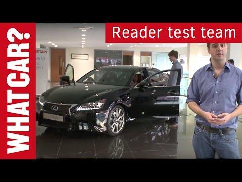 2012 Lexus GS 450h customer review