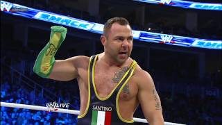 Photo: Santino Marella Shares Stunning Shot Of Daughter, Says She's Built For WWE