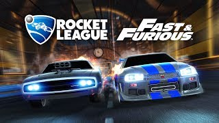 Rocket League® - Fast & Furious DLC Trailer