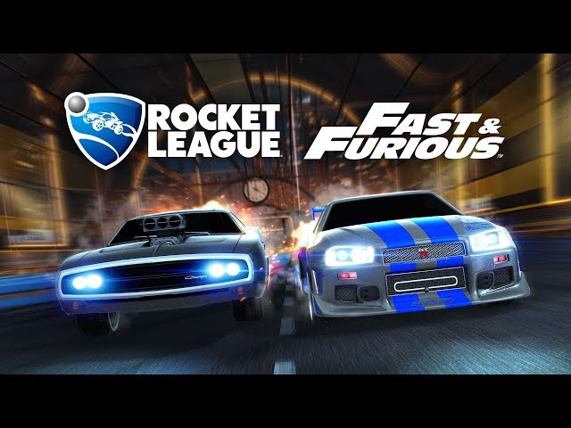 Rocket League® - Fast & Furious DLC Trailer