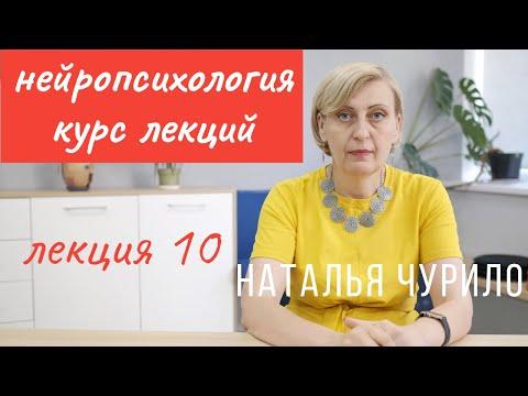 Нарушения психического развития || лекция 10/10 || Наталья Чурило