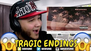 Eminem - Tragic Endings (feat. Skylar Grey) REACTION!!