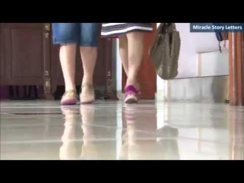 Video Pray For Depok 2012 : Natasya Sembuh Dari Sakit Kaki X
