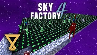 Sky Factory 4 Ep32 Fusion Power Testing - Самые лучшие видео