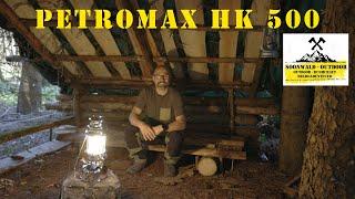 Petromax HK 500 Starklichtlampe Petroleumlampe I Schritt für Schritt Auspacken und Starten