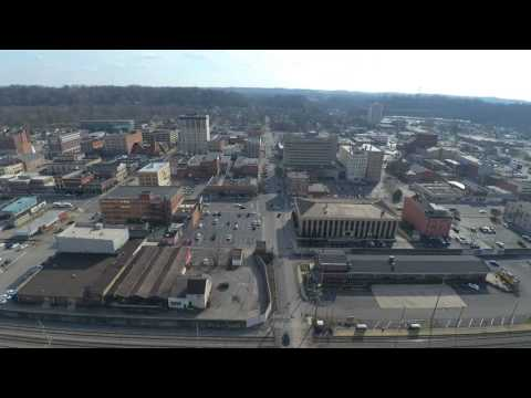 Video Drone Over Ashland KY