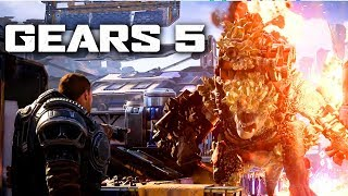 Gears 5 - Horde Mode Gameplay And Features Reveal Trailer