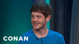 Iwan Rheon: If You Liked Ramsay, You're F'd Up  - CONAN on TBS