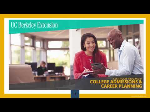 Certificate Program in College Admissions and Career Planning ...