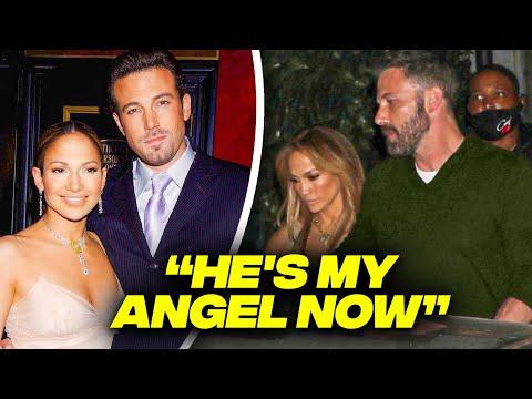 Jennifer Lopez Talks About Her Relationship With Ben Affleck So Far